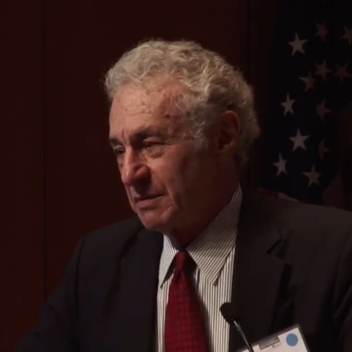 Gar Alperovitz - Closing keynote at the AAAS Climate Change Summit Screenshot