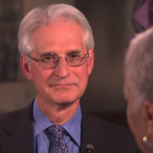 PolicyLink's Angela Glover Blackwell interviews Ted Howard Screenshot