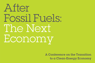 After Fossil Fuels - The Next Economy