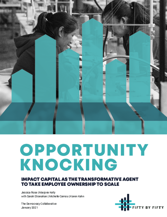 Opportunity Knocking full report